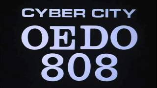 getlinkyoutube.com-Cyber city oedo 808 - I may be in love with you (Miura Hidemi) - ENG Subs