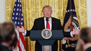 President Trump: 'I Inherited A Mess!'