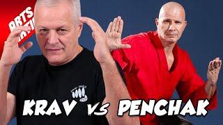 getlinkyoutube.com-KRAV MAGA vs PENCHAK SILAT - Alain Formaggio vs Franck Ropers !