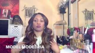 getlinkyoutube.com-MODEL MODEL RIA wig @jusnovitcuria
