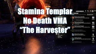 getlinkyoutube.com-Stamina Templar - No Death Veteran Maelstrom Arena - The Harvester Build