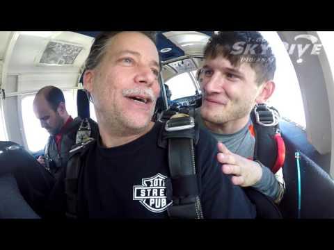 Ralph Bruns's Tandem skydive!