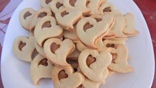 getlinkyoutube.com-حلويات / حلويات سهلة / صابلي سهل مع طبخ ليلى halawiyat / sablés