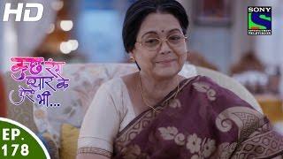 Kuch Rang Pyar Ke Aise Bhi - कुछ रंग प्यार के ऐसे भी - Episode 178 - 3rd November, 2016