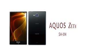 getlinkyoutube.com-Sharp Aquos Zeta SH-01H