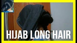 Hijab Long Hair