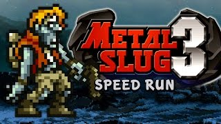 "getlinkyoutube.com-METAL SLUG 3 - ""ALL SECRETS"" Speed RuN"