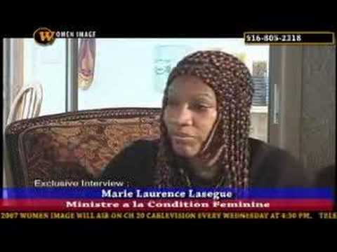 EXCLUSIVE INTERVIEW AVEC MARIE LAURENCE LASEGUE