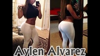 getlinkyoutube.com-Aylen Alvarez All Exercises & Workout HD 2015.
