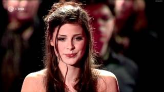getlinkyoutube.com-Lena Meyer-Landrut - Satellite a capella (Goldene Kamera 2011)