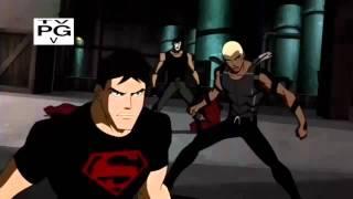 getlinkyoutube.com-Superboy hates everything
