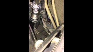 getlinkyoutube.com-2003 Chevy Silverado 1500 5.3L V8 Oil Pressure Sending Unit Repair