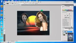 getlinkyoutube.com-Como hacer un Fotomontaje facil, photoshop cs4