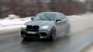 getlinkyoutube.com-BMW X6M (900л.с.)Тест-драйв.Anton Avtoman.