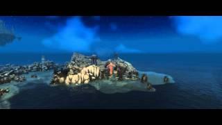 getlinkyoutube.com-World of Warcraft: Legion - Exploring  Broken Isles - REALLY EARLY ALPHA - Sandbox