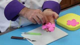 How to Make a Wireless Gumpaste Rose