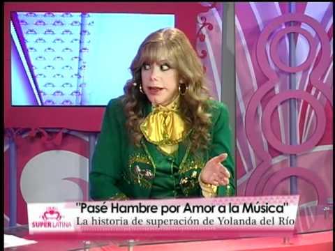 Yolanda del Rio se quiebra de emoción