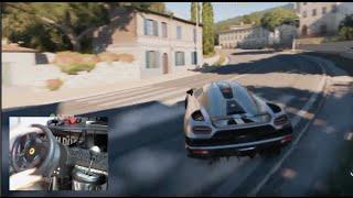 getlinkyoutube.com-Forza Horizon 2 PlayThrough Pt2 Drifting - Koenigsegg Agera w/Wheel Cam