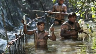 getlinkyoutube.com-Documentary ● tribes Amazon jungle