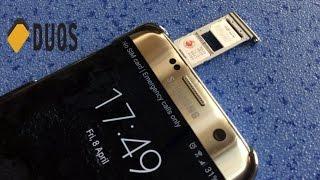 getlinkyoutube.com-How Samsung Galaxy S7 edge Dual SIM Duos actually work