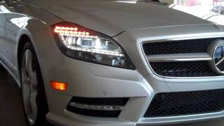 2012 CLS550 - Mercedes-Benz LED Intelligent Light System