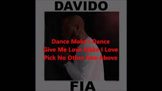 Davido Fia (Fire) Lyrics video