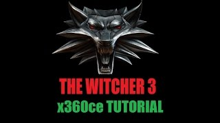 getlinkyoutube.com-The witcher 3 x360ce TUTORIAL