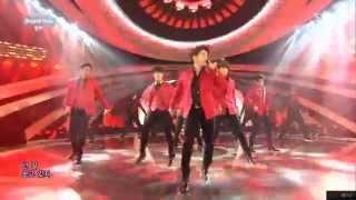 getlinkyoutube.com-[20150125] 신화 (SHINHWA) _ T.O.P.(Twinkle Of Paradise) + Brand New [SBS Inkigayo] [Live] [HD]