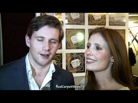 Downton Abbey Series 3 - Kevin Doyle & Amy Nuttall Interview