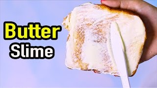 getlinkyoutube.com-The Ultimate Most Spreadable Butter Slime - Real Butter Look alike