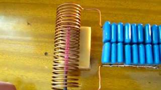 getlinkyoutube.com-Индукционный нагреватель 250Вт (250W Induction heater)