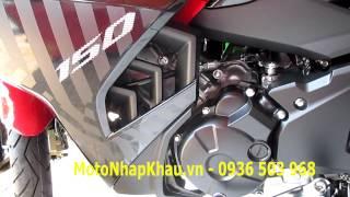 Yamaha Exciter 150 GP Thái Lan