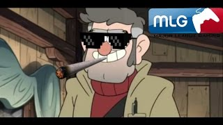 getlinkyoutube.com-MLG Gravity Falls 2