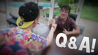 getlinkyoutube.com-Q&A WITH SPARKLES! Racing, The Running Man & More!