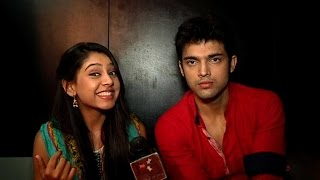 Parth Samthaan and Niti Taylor Share Their First Opinion About Each Other - Part 01