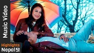 getlinkyoutube.com-SAAYAD Ft. Ashishma Nakarmi & Grish Gurung | New Nepali Romantic Pop Song | Megh Paudel