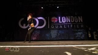 getlinkyoutube.com-Shannah Spry | Showcase | World of Dance London Qualifier | #WODUK16