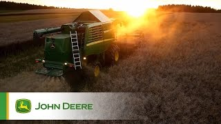 John Deere Combines - Chopper Knives Benchmark