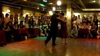 2009 Seoul Tango Festival Farewell - Fabian Peralta y Virginia Pandolfi