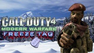 getlinkyoutube.com-Cod 4 Mods: Freeze Tag! (Live Commentary/Gameplay)