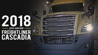 2018 Pre-Series Freightliner Cascadia Truck Tour