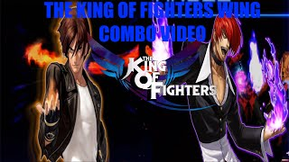 getlinkyoutube.com-[Mugen HD - 1080p/60 FPS] -The King of Fighters WING Combo video