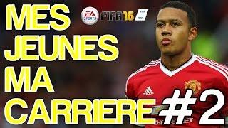 getlinkyoutube.com-FIFA 16 | MES MEILLEURS JEUNES / MA CARRIERE #2