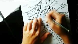 getlinkyoutube.com-Desenho tsuna -  Katekyo Hitman Reborn