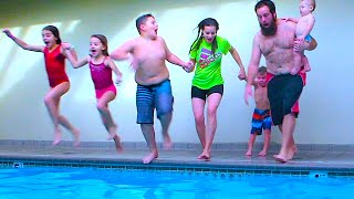 getlinkyoutube.com-SHAYTARDS FAMILY CANNON BALL!
