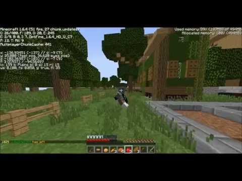 Minecraft Survival Games #2: Skilled Players!!