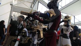 getlinkyoutube.com-Real Life Warlock Cosplay by Drac (Momocon 2015)