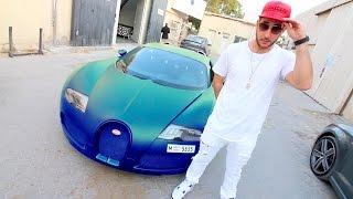 getlinkyoutube.com-My Friend's Bugatti is Crazy !!!