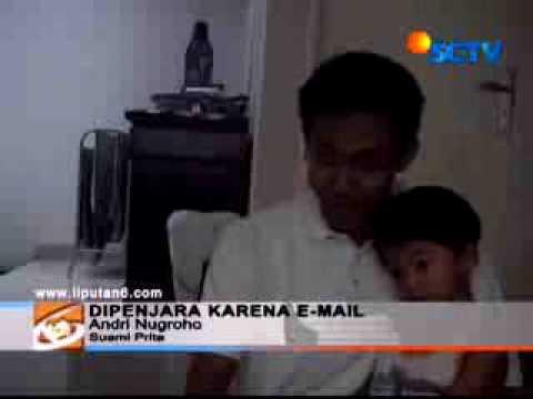 1-Prita Mulyasari dipenjara karena e-mail Komplain thd RS Omni