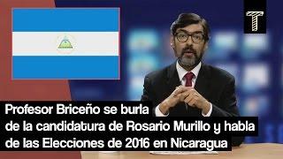 Asi se burlan de Rosario Murillo a Nivel Internacional por su candidatura a Vicepresidenta